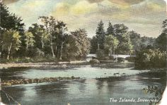 Lost Family Treasures: Postcard from the Islands, Inverness