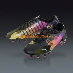 innovative design 4099f 94b39 Zapatillas de Soccer Puma Evospeed 1.3 Africa FG Para Terreno Firme Firm  Ground