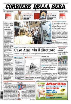 Corriere della Sera // 29/07/2017 //