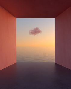 11 Digital Surrealists: artists creating dreamlike spaces – Trendland Online Magazine Curating the Web since 2006 Foto Art, Sky Aesthetic, 3d Artist, Aesthetic Pictures, Aesthetic Wallpapers, Surrealism, Scenery, Instagram, Photography