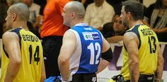 Supercoppa Italiana 2013 di Basket in Carrozzina. Si sfidano Briantea84 e Santa Lucia Roma #Bic #federipic
