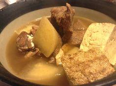牛すね肉の土鍋煮込み