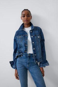 Najlepsze obrazy na tablicy jeans jacket (28) w 2020