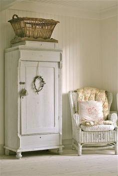Lovely wicker chair