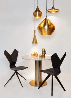 Restaurant I Hotel I Interior I Eating Chair I Ess-Stuhl I Ergnomie Stuhl I glasfaserverstärkte Nylon I LDF 2013 I Y Chair by Tom Dixon