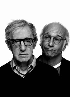 New Pix (CELEB - woody allen and larry david) has been published on Tremendous Pix