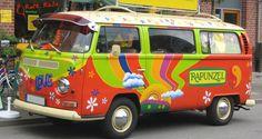 Mythique vehicule allemand des annees 60