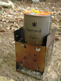 The Firebox stove review - OutdoorTrailGear - Hammock,Backpacking & Hiking Gear and Reviews