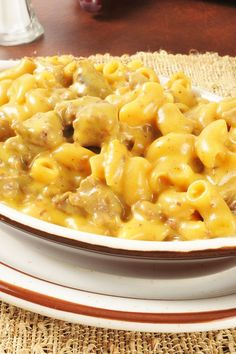Copycat Cheeseburger Macaroni Hamburger Helper Recipe