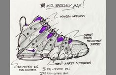 Complex: 25 Must-See Design Sketches Of Your Favorite Sneakers