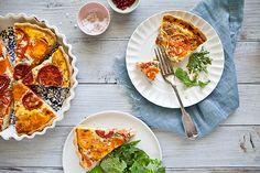 Tomato Tart by tartelette, via Flickr