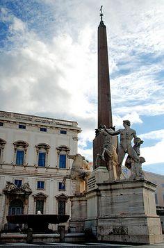 Dioscuri al Quirinale Palazzo del Quirinale, Rome, Province of Rome, Lazio