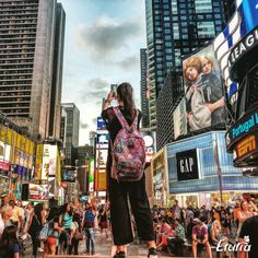 New York Times Square, New York, Places, New York City, Nyc, Lugares