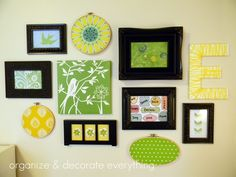 organize and decorate everything blog Crafts 2011 260