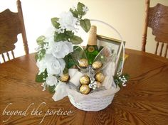 Easter basket ideas for adults