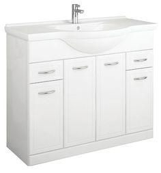 kika Bad / Einzelteil Waschtisch-Unterschrank Dresser, Vanity, Bathroom, Furniture, Home Decor, Bathing, Dressing Tables, Washroom, Powder Room