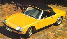 1969 Volkswagen / VW-Porsche 914   Prototype