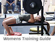 Simply Shredded - Training Guide For Women