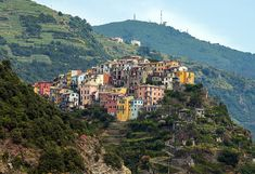 14 of the most scenic rail routes in all of Europe Cinque Terre -how bout this year? :)