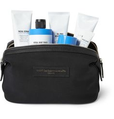 WANT Les Essentiels de la Vie - Baxter of California x Want Les Essentiels de La Vie Grooming Set and Wash Bag | MR PORTER