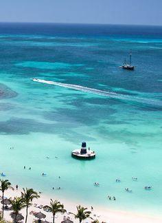 Aruba,Caribbean: