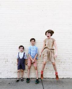 Summer Jump by Hannah Carpenter | MilK - Le magazine de mode enfant