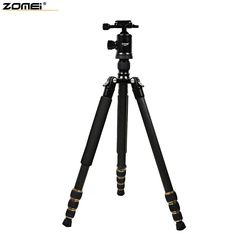 128.48$  Watch here - http://alikkv.worldwells.pw/go.php?t=32694888261 - Mini Tripod Lightweight Zomei Q666C 65 Inches Lightweight Professional Camera Video Carbon Filter Tripod with Bag