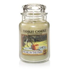 Yankee Candle – Picnic In The Park Large Jar
