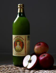 Eplemost (appelsap) Hardanger, Noorwegen