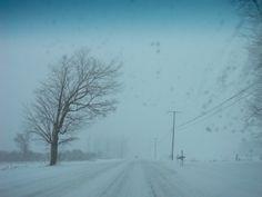 Winter 2004 in Buffalo, NY, USA