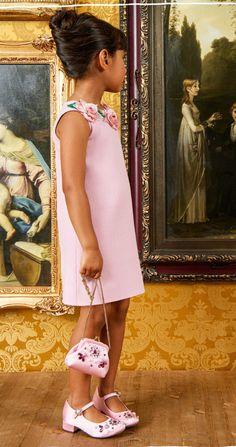 DOLCE & GABBANA SS 2020 Dolce And Gabbana Kids, Summer Dresses, Lifestyle, Children, Fashion, Infant Dresses, Young Children, Moda, Boys