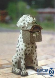 artistic mailboxes