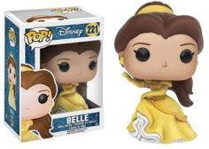 figura-pop-disney-princess-bella-in-gown #ScoobyDoo, #FantasticBeasts, precuela de la saga de #HarryPotter, y las más famosas princesas #Disney con sus vestidos de gala.