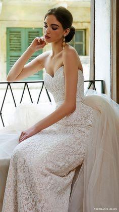 Stephanie Allin 2017 Wedding Dresses 24 - Deer Pearl Flowers / http://www.deerpearlflowers.com/wedding-dress-inspiration/stephanie-allin-2017-wedding-dresses-24/