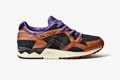 "Extra Butter x ASICS ""Death List 5"