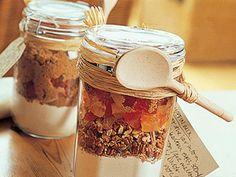 Food in Jars - Mason Jar Muffin Mix DIY Recipe - Put it in a Jar!