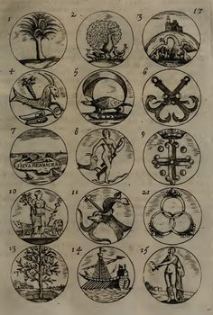 Finding logo design inspiration in antique symbols | StockLogos.com