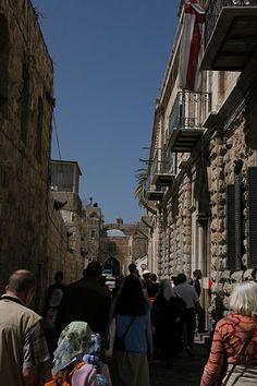 Святая Земля. Часть 3. Дом Иоакима и Анны в Иерусалиме Материнство…