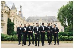 @janawilliamsxo A Dream Wedding at the Chateau D'Esclimont Castle - Jana Williams Photography Blog