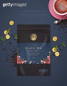 Tea Packaging, Packaging Ideas, Fiber Supplements, Package Design, Packing, Branding, Food, Bag Packaging, Brand Management