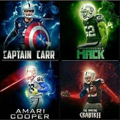 Raider nation all the way 11-3                                                                                                                                                                                 More