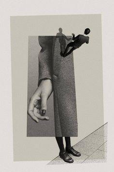 Fashion collage illustration black white ideas for 2019 Collage Kunst, Mode Collage, Mixed Media Collage, Collage Artists, Color Collage, Collage Artwork, Photomontage, Collages, Urbane Kunst