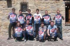 – Gazte1+EZ! plataformako kideak.