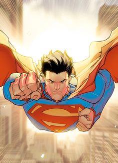 Superman - JonBoy Meyers                                                       …