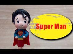 Super Man ( Ponteira de Lápis ou Caneta)