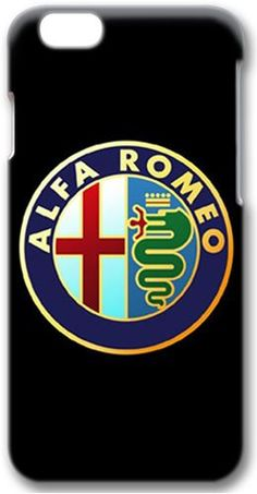 Picture of Alfa Romeo Logo iPhone 6 Case, 3D Hard Shell iPhone6 Case Cover