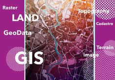 @Ebru Colak Map Art..Geovisualization..GIS Geospatial