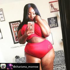 "a55ed8fe13 Elila Full figure bras on Instagram  ""Lookin  fab in our stretch lace!  Those cheeky pants are everything! Available in five colors and up to a 5XL  so go ..."
