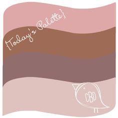Cool Bean Design - Color Palette Ideas
