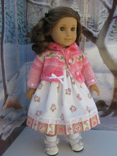 Handmade 18 inch Doll Clothes Fit American by mybonbonboutique, $35.00